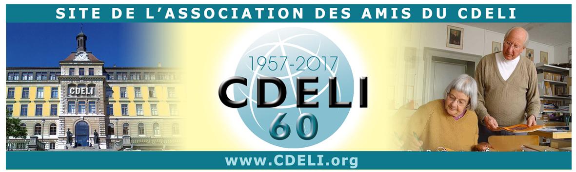 www.cdeli.org - Site de l'Association Amis du CDELI | Retejo de la Asocio Amikoj de CDELI